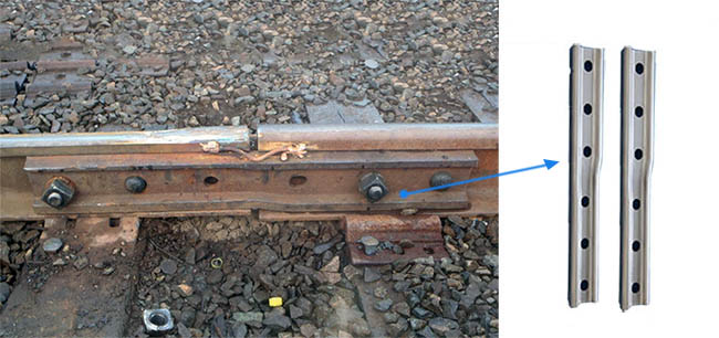 Compromise Rail Bar or Fish Plate