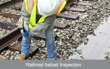 Rail Track Inspection