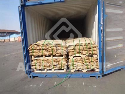 Rail Clip Loaded in Container