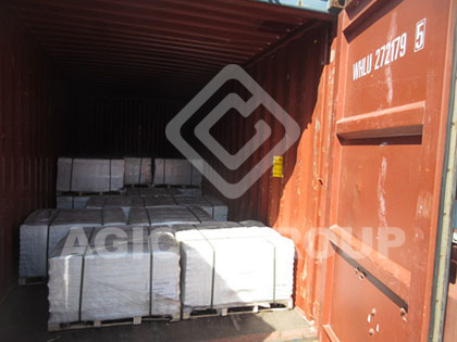 Rail Fasteners in Container