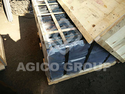 10 containers rail joint bar Export to Canada