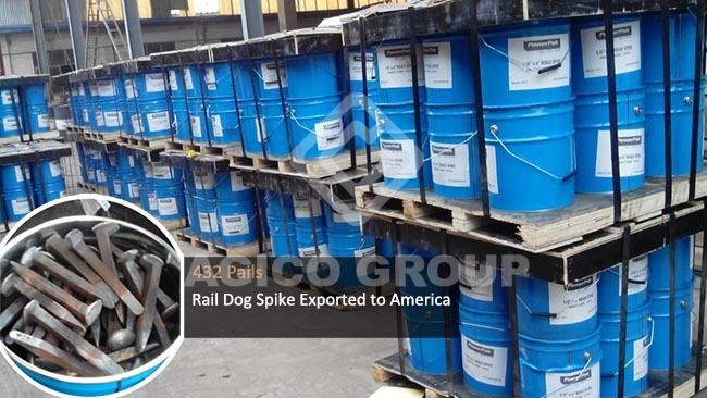 Dog Spike Exported to America Customer