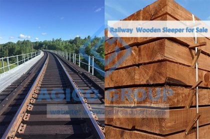 Introduction of railway sleeper types from agico