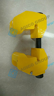 Rail Clamp With Bolts